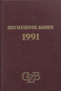 Een Handvol Koren Bijbels dagboek 1991