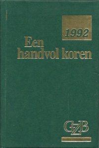 Een Handvol Koren Bijbels dagboek 1992