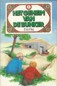Het geheim van de bunker Else Vlug 9073058015 9789073058019