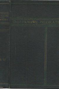 Predikatien Predikaties 1955 57 Uitgesproken door Ds. J.P. Paauwe