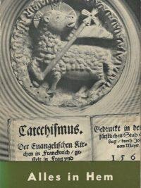 Alles in Hem G.P. Hartvelt ea Nieuwe commentaar Heidelbergse catechismus deel I