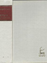 Biblia sacra iuxta Vulgatam Clementinam nova editio logicis partitionibus aliisque subsidiis ornata 8422000490 9788422000495