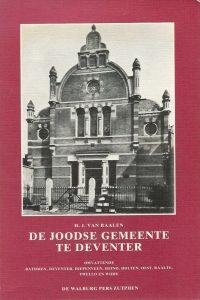 De Joodse gemeente te Deventer H.J. van Baalen 9060112857 9789060112854