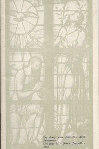De gebrandschilderde glazen van de St. Janskerk te Gouda Nederlandse gids 5e druk