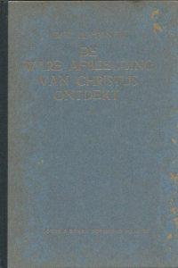 De ware afbeelding van Christus ontdekt de marteldood des Heeren in het licht der moderne medische wetenschap W.H. Hynek