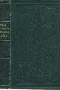 Eenige bijzonderheden omtrent den uittocht der kinderen Israëls uit Egypte en hunne reis door de woestijn door H.F. Kohlbrugge W. Meijer 1890