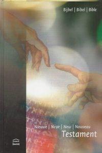Het Nieuwe Testament in vier talen Bijbelverening vh de Nederlandse Gideons 2e druk 2012