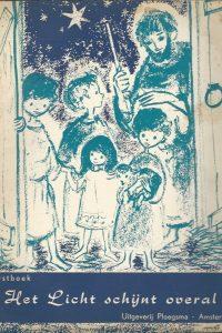 Het licht schijnt overal Kerstboek 1959