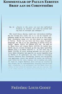Kommentaar op Paulus eersten brief aan de Corinthiers Frédéric Louis Godet 9057194694 9789057194696