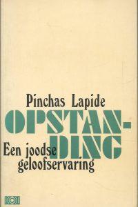 Opstanding een joodse geloofservaring Pinchas Lapide 9024221935 9789024221936