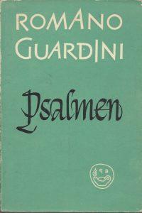 Psalmen Romano Guardini 3e druk 1961