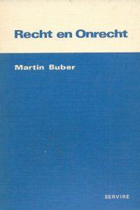 Recht en Onrecht Martin Buber 9060775430 9789060775431