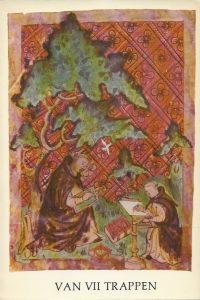 Van VII trappen of Ruusbroecs mystieke minnezang Jan van Ruusbroec Lod. Moereels 9020906003 9789020906004