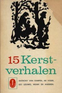 15 Kerstverhalen Zaklantaarns 8 Anthony van Kampen Ab Visser Leo Leeuwis Wilma e.a.