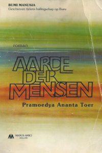 Aarde der mensen Pramoedya Ananta Toer 9070521016 9789070521011