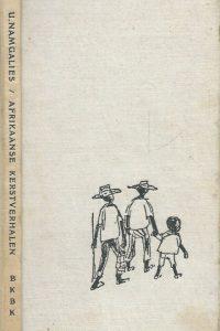 Afrikaanse kerstverhalen U. Namgalies BK Boekenkring 2e druk