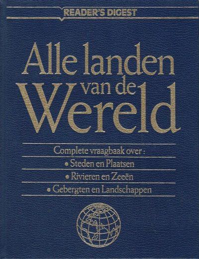 Alle landen van de wereld Readers Digest 9064072620 9789064072628