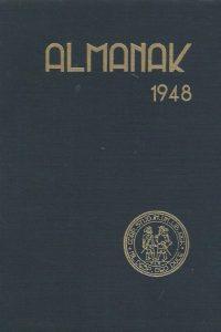 Almanak van het Studentencorps aan de Vrije Universiteit 1948
