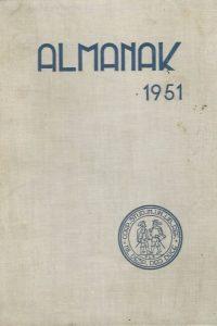 Almanak van het Studentencorps aan de Vrije Universiteit 1951 1