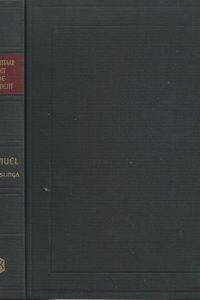Commentaar op het Oude Testament Het eerste boek Samuel Dr. C.J. Goslinga