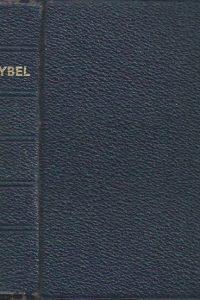 Die Bybel in Afrikaans 33 1962