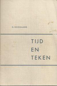 Tijd en teken G. Boogaard