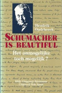 Schumacher is beautiful het onmogelijke toch mogelijk Hendrik Opdebeeck 9028911448 9789028911444 9024275555 9789024275557