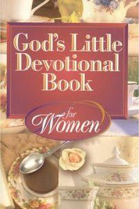 Gods little devotional book for women Honor Books 1562922122 9781562922122