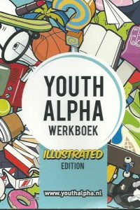 Alpha Youth Werkboek Illustrated edition 9789077565179