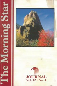 The Morning Star Journal-Volume 12, No. 4-11929371209-9781929371204