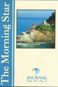 The Morning Star Journal-Volume 14-No. 3-1929371446-9781929371075