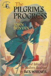 The Pilgrim's Progress-John Bunyan-Edited by Rex Warner-First Pocket book edition 1951