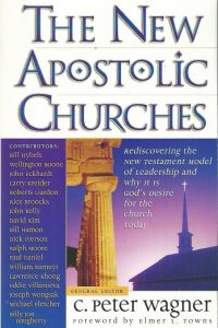 The new apostolic churches-C. Peter Wagner-0830721371-9780830721375