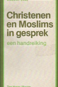 Christenen en Moslims in gesprek een handreiking J. Slomp 9025942288 9789025942281