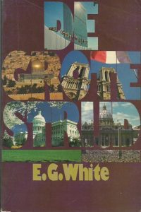 De grote strijd Ellen G. White 9063021402 9789063021405