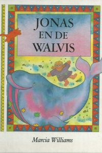 Jonas en de walvis Marcia Williams