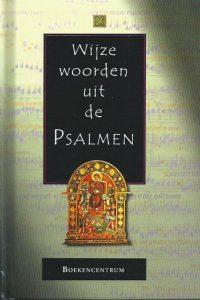 Wijze woorden uit de Psalmen Philip Law 9023916263 9789023916260