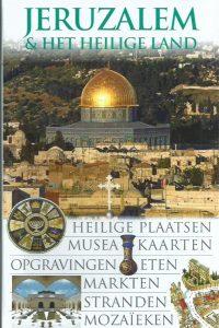 Jeruzalem en het Heilige Land Capitool reisgidsen 9789047510017