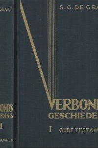 Verbondsgeschiedenis schetsen voor de vertelling van de Bijbelse geschiedenis 2 delen OT en NT S.G. de Graaf 3e druk 1952