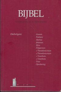Bijbel in de herziening van de Statenvertaling deeluitgave 9065392327 9789065392329