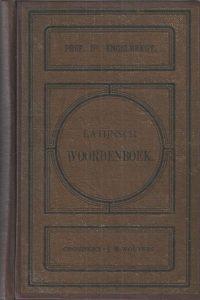 Latijnsch Woordenboek naar de laatste uitgaaf van dat van K.E. Georges op nieuw bewerkt door Engelbregt 4e druk