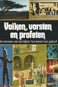 Volken vorsten en profeten de mensen van de bijbel hun leven hun geloof G. Ernest Wright 9064070318 9789064070310