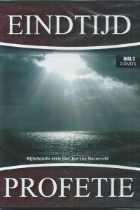 Eindtijd en Profetie Deel 2 Jan van Barneveld 9789088710049