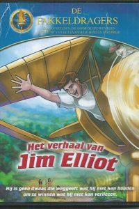 Het verhaal van Jim Elliot De Fakkeldragers 8718868359070