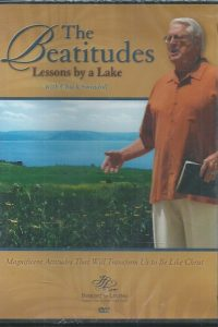 The Beatitudes lessons by a lake with Chuck Swindoll 9781579728212