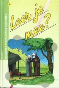 Leer je mee bijbels dagboek voor jonge kinderen 9050301991 9789050301992